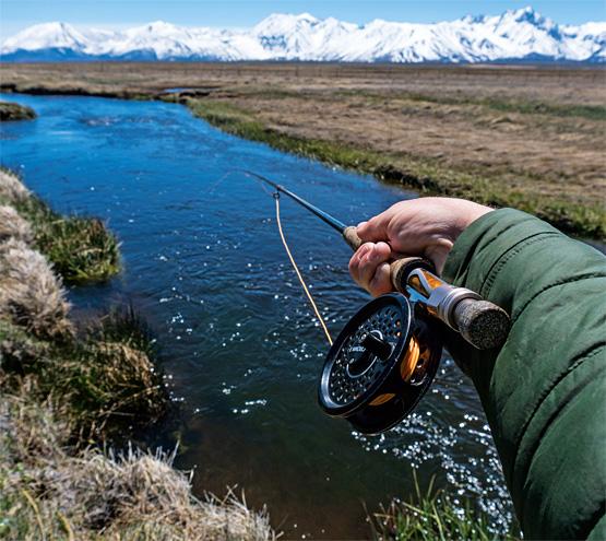 Fishing Guide - Scenic 395