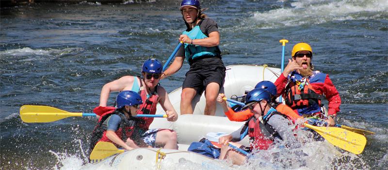 Kern River Rafting is a Hidden Gem - Scenic 395
